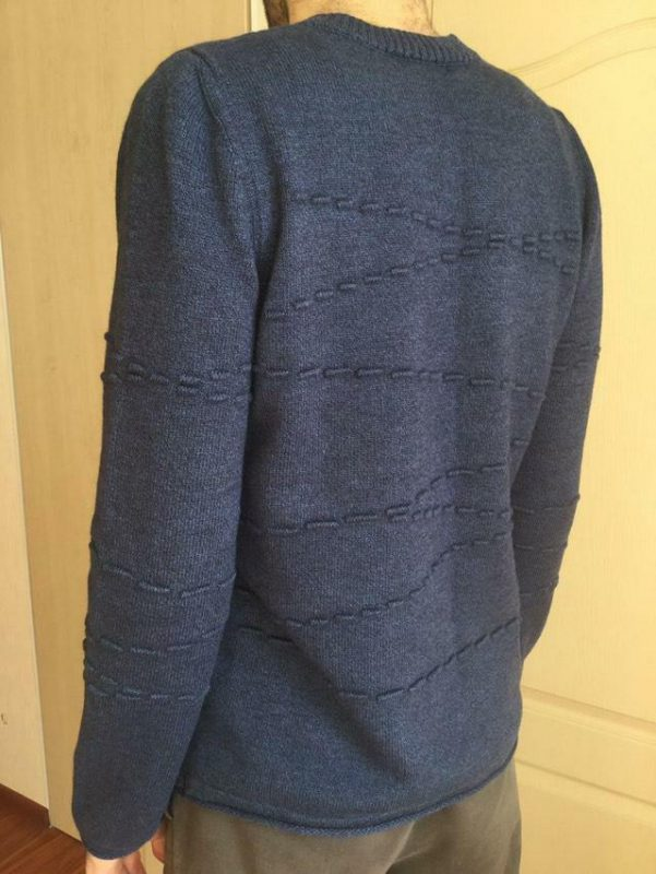 Фото Отзыв магазина LikeOn мужские свитера из 100 %мериноса